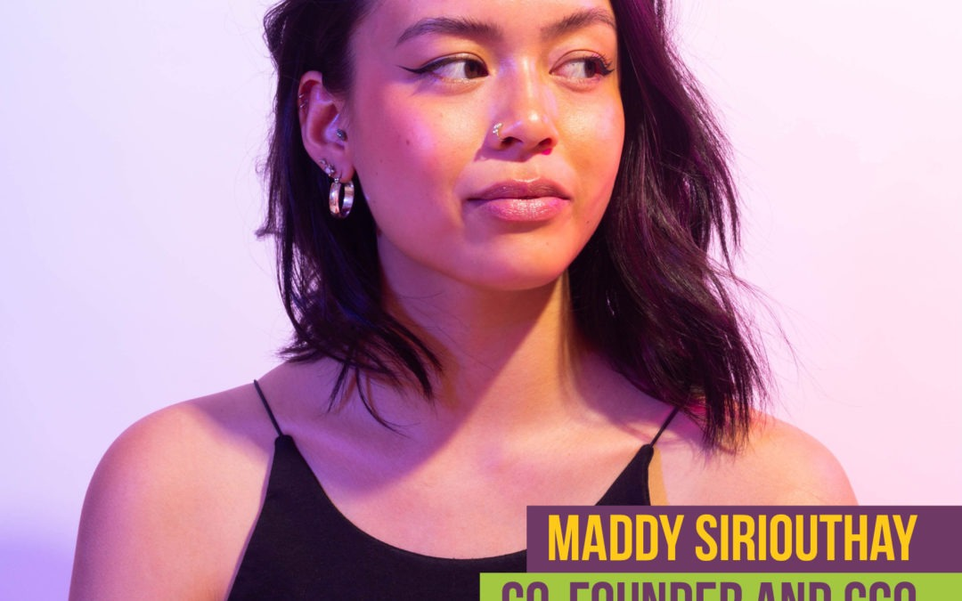 Episode 18: Ovee Health Co-founder Maddy Siriouthay