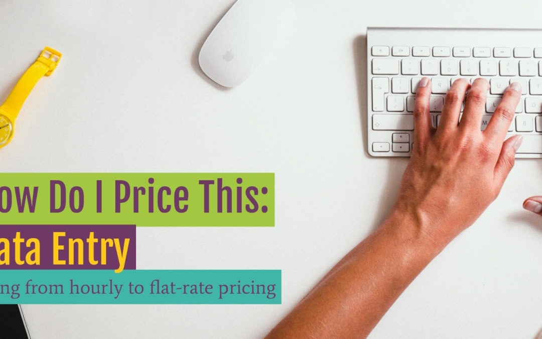How Do I Price This: Data Entry for Real Estate