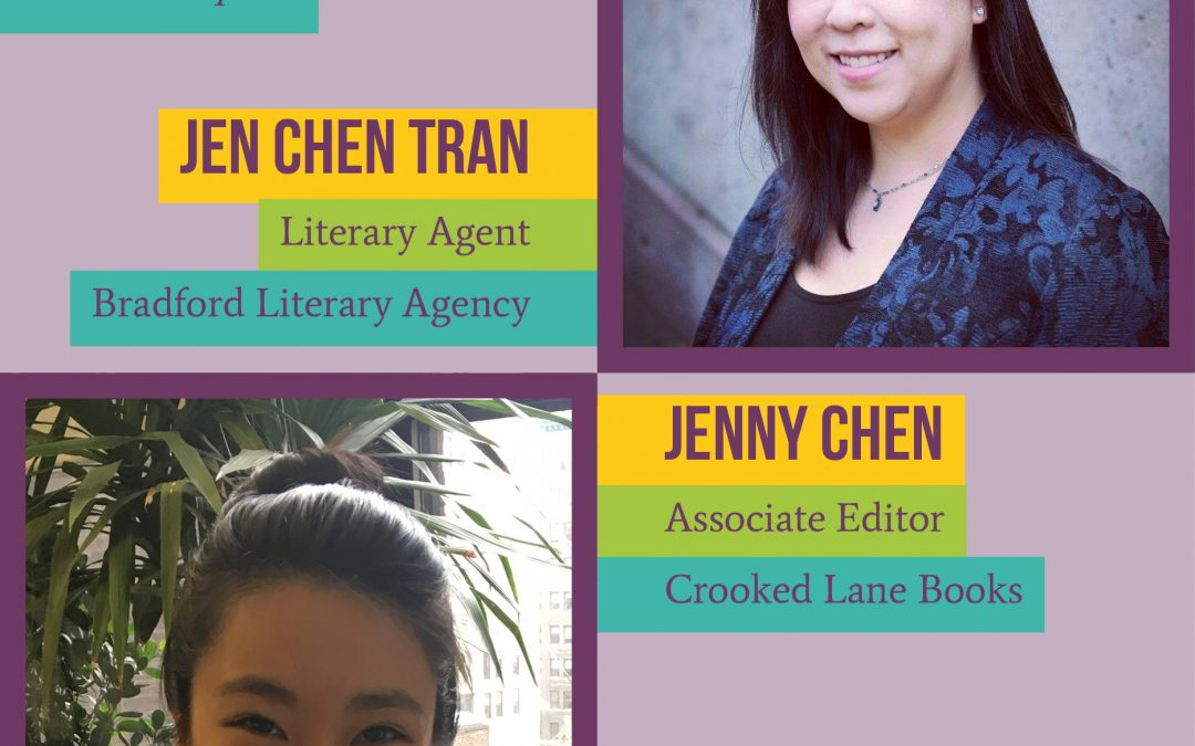 Episode 25: Overcome Your Fear and Advocate for Yourself with Jen Chen Tran and Jenny Chen