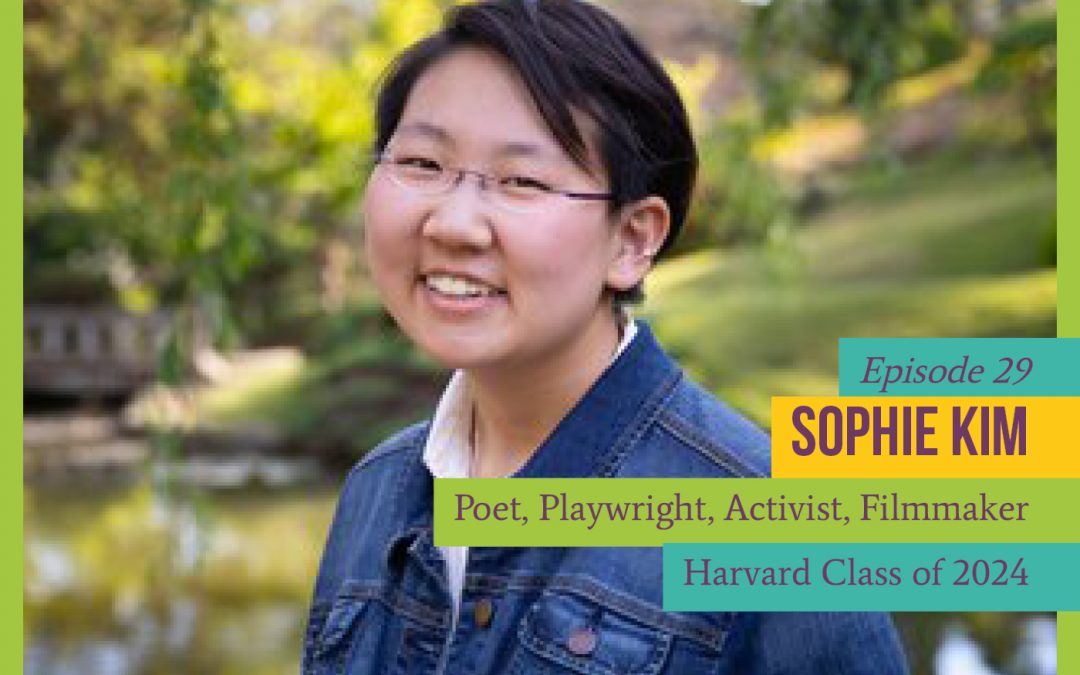 Episode 29: Find People Like You with Sophie Kim