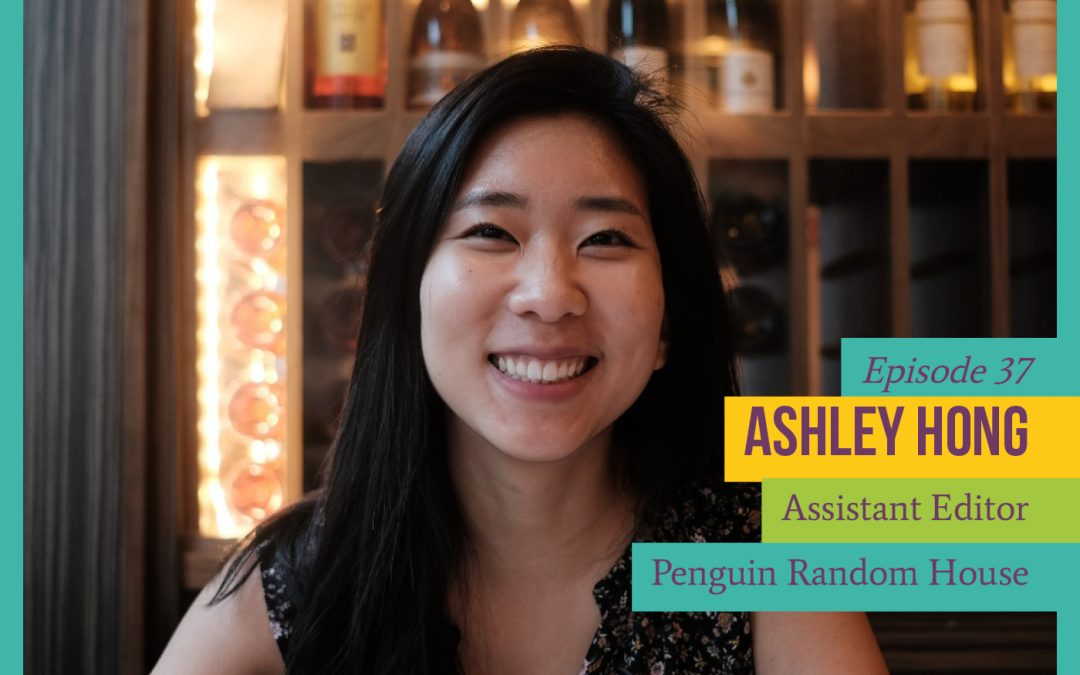Episode 37: Reach Out With Assistant Editor Ashley Hong