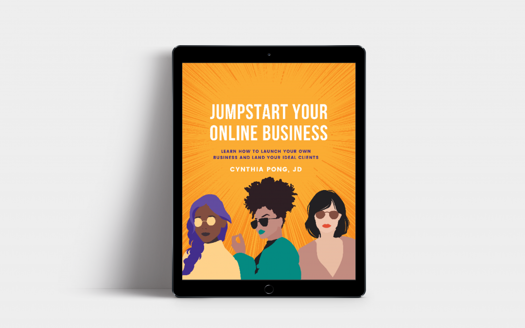 How Course Catalyst Helped Cynthia Pong Scale Her Impact With An Ebook Course